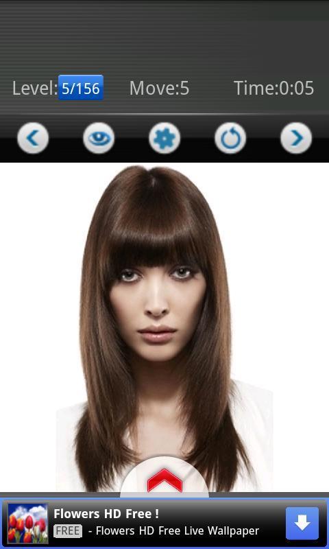 app  截图 app  简介                女性发型 你想改变你的发型,但图片