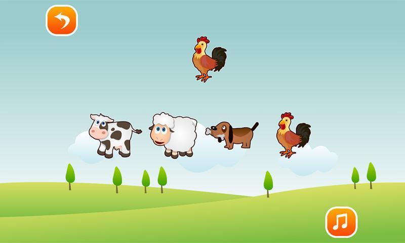 宝宝幼儿早教应用,让宝宝在玩的时候认识动... 宝宝幼儿早教应用,让宝宝在玩的时候认识动物,学会识别动物,通过触摸图案,所发出的声音,宝宝会记忆深刻,并学会灵活使用。 【基本信息】 作者:snowbabyapp 更新时间:2013-12-11 版本:1.0 系统:Android 2.2.x以上